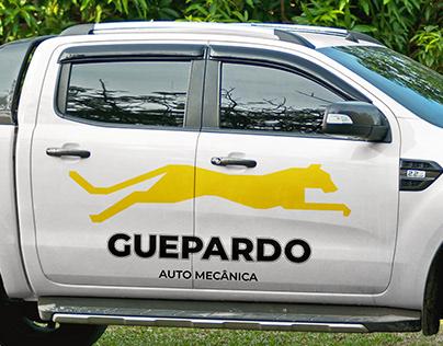 Identidade Visual - Auto Mecânica Guepardo
