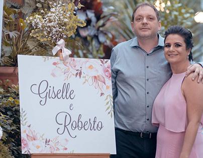 Giselle e Roberto