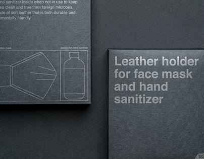 TAG Aviation hygiene kit