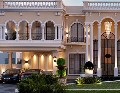 Visualization: 2 Kanal House