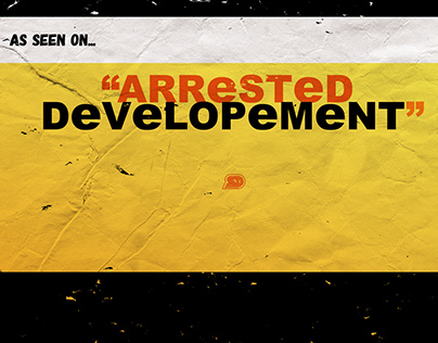 As Seen On:                 Arrested Developement
