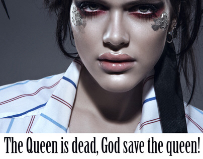 The Queen is dead, God save the Queen!