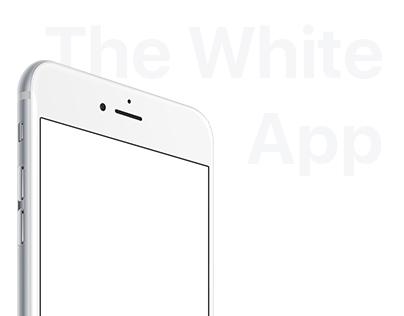 The White App