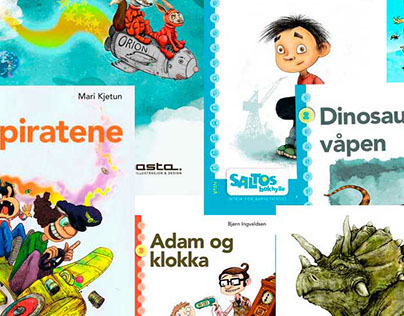 Erik – SALTO-serien Gyldendal forlag