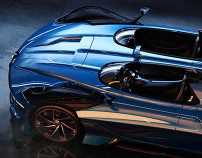 2020 Bugatti 251EVO