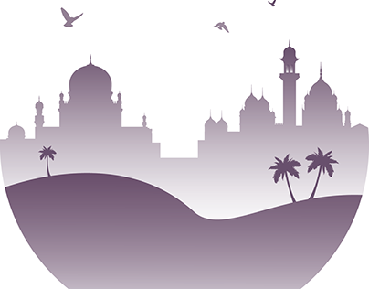Hyderabad, India Vector created with Adobe Illustrator