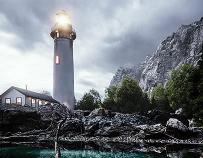 CGI - LIGHTHOUSE