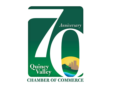 Chamber 70th anniversary logo
