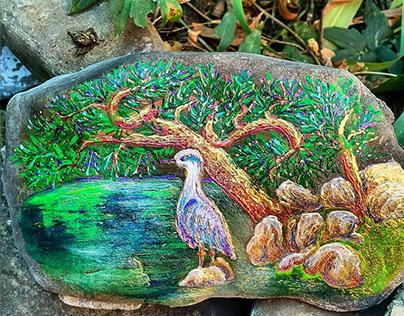 art on stone