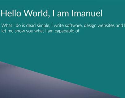 imanuel.ulbricht.codes