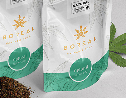 Boreal Cannabis Corp. | Branding and Packaging Concepts