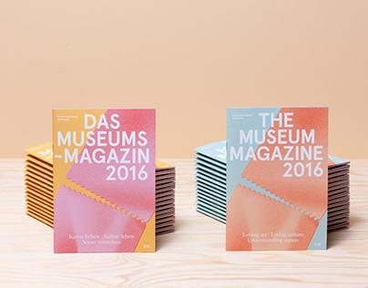 Universalmuseum Joanneum Magazine 2016