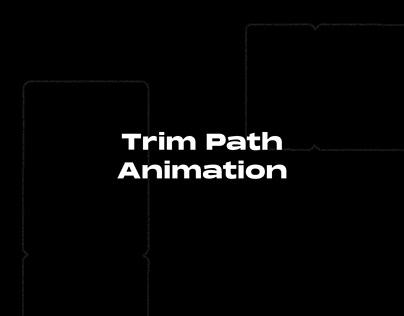 Travel blog animation