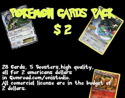 POKEMON CARD PACK