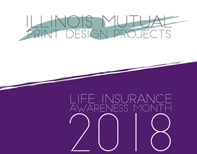 Illinois Mutual Print Projects