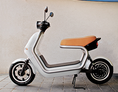 Q-scooter | Engineering and design