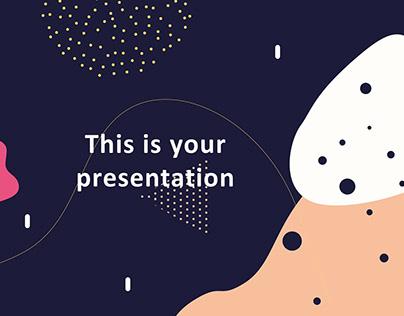 Elsie Free Minimal PowerPoint Template