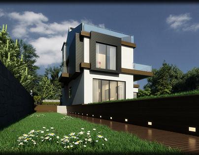İskenderun Villa Projesi