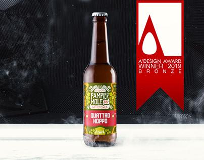 Beer label Award winner