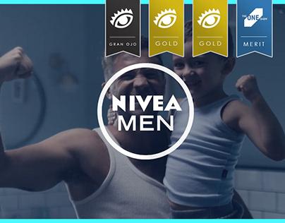 Hero content for Nivea