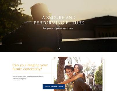 GoldenFuture - Insurance Company