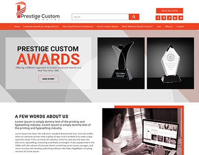 Prestige Custom Awards