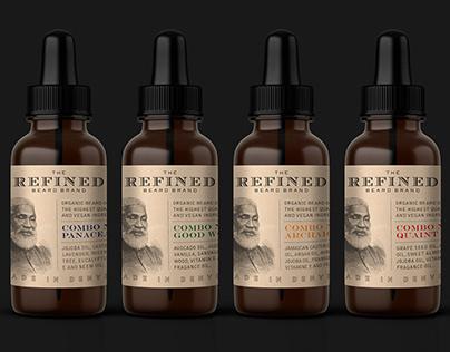 The Refined Beard Brand