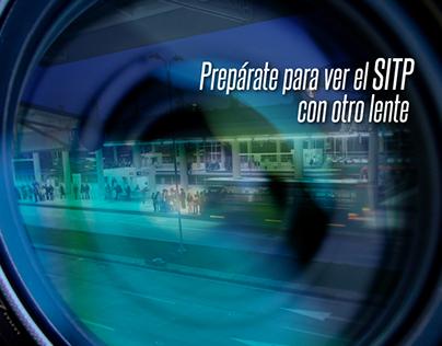 Lanzamiento de la red social Instagram para el SITP