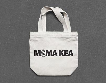 MAMA KEA Corporate Identity Design
