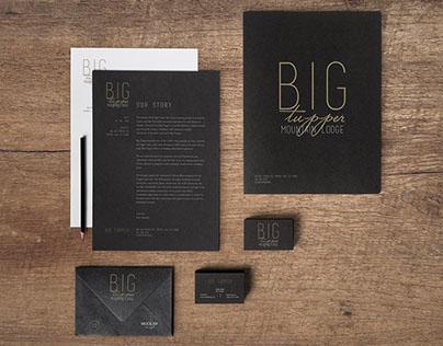 Big Tupper Mountain Lodge | Branding