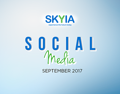 Social Media | Skyia