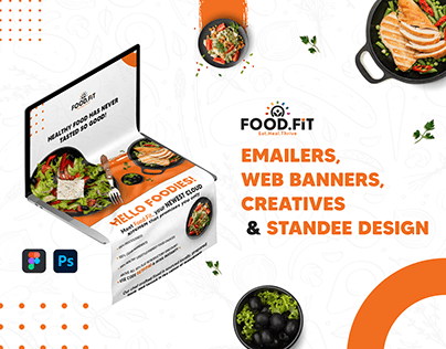 Newsletters | Web Banners | Social Media Campaign.