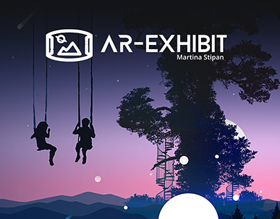 Augmented reality exhibit