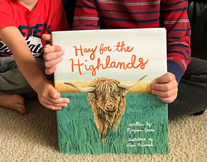 Hay for the Highlands (children's book)