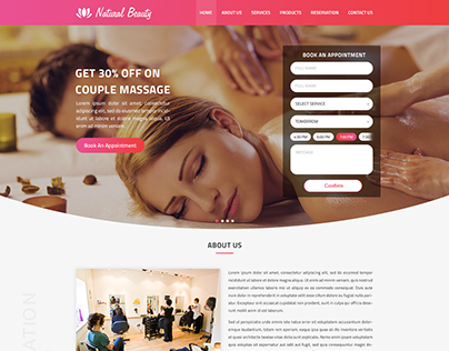 Natural-Beauty-Spa-Landing-Page-Design-(Web)