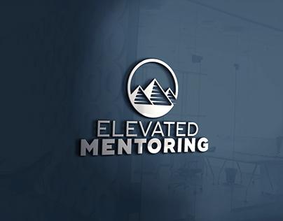 Elevated Mentoring Logo Design