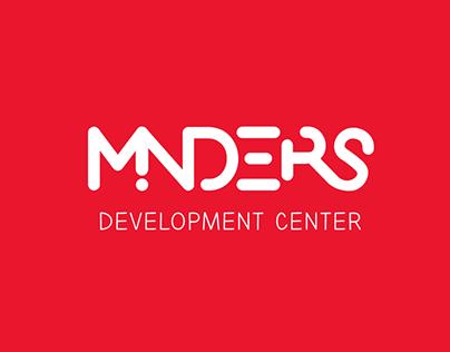 Minders | Logo | Línea gráfica