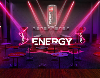 Coca cola Event| COKE ENERGY LAUNCHING