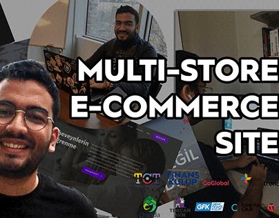 E-CommerceWeb Site Design and Promotion Movie