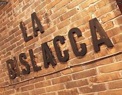 """""""La Bislacca Corporate Identity"""", Perugia - Italy"""