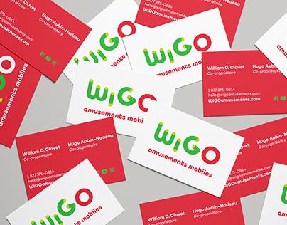Image de marque WIGO amusements mobiles