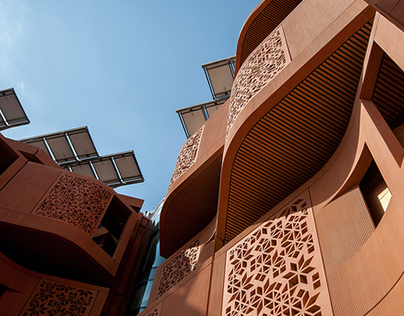 Masdar City: A Sustainable Development Landmark
