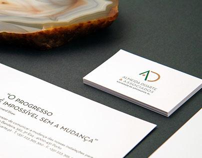 Almeida Duarte - Branding