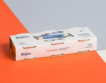 Della Regina tuna pack