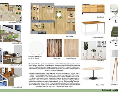 Interiors Models & Renderings
