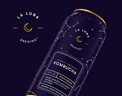 La Luna Brewing Co. - Branding & Packaging Design