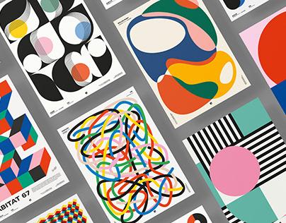 PosterLad - 2020 series - Month #10