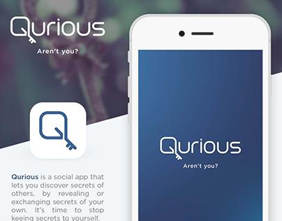 Qurious iPhone app
