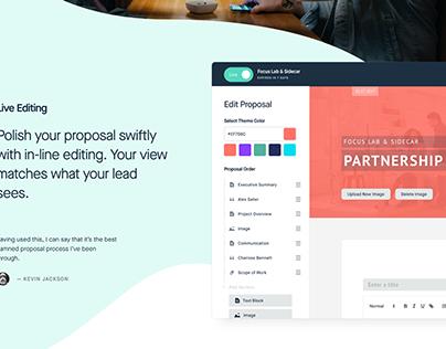 Quokka Proposal Tool