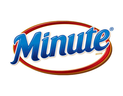 Minute Rice mobile and desktop ad and overlays